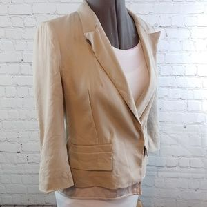 SYSTEM FITTED BLAZER 3/4 LENGTH SLEEVE(145)